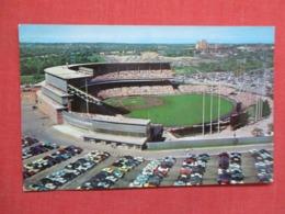 Milwaukee County Stadium  Milwaukee Baseball --ref 3666 - Baseball