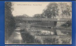LIGNY-EN-BARROIS      Pont De La Herval        Animées - Ligny En Barrois