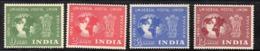 Y380 - INDIA 1949 , Yvert Serie N. 23/26  ***  MNH  (2380A). UPU - Nuovi