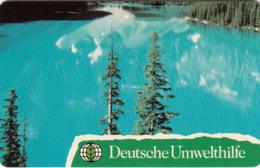 GERMANY - Deutsche Umwelthilfe: Hochgebirge ,Puzzle 1/2 , O 0171-09/93 , Tirage 12.500 ,used - Duitsland