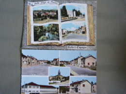 2 Cpm 55 ROBERT ESPAGNE - France