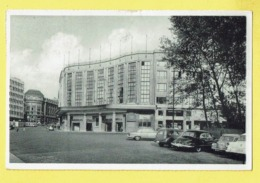 * Brussel - Bruxelles - Brussels * (Nels, Ern Thill) La Gare Centrale, Central Railway Station, Bahnhof, Statie Oldtimer - Brussel (Stad)