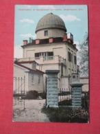 Observatory Of George University  Washington DC -ref 3666 - Washington DC
