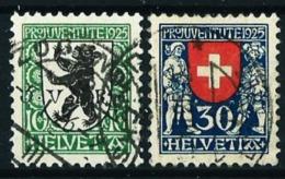 Suiza Nº 219-221 Usado Cat.11€ - Suisse