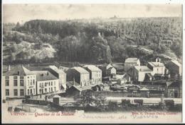Vierves - Quartier De La Station  1909 - Viroinval