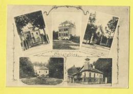 * Gistel - Ghistelles (West Vlaanderen) * (Uitg. Van Honsebrouck - PhoB) Villa, Chateau, Rare, Old, CPA, Unique, TOP - Gistel