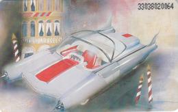 GERMANY - Kunst + Markt 2 , Ford FX Atmos (1954) , O 0555-03/93 , Tirage 4.000 ,used - Duitsland