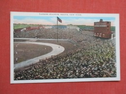 Baseball Yankee Stadium  Bronx NY   -ref 3667 - Baseball