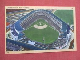 Baseball Yankee Stadium   NY  City  -ref 3667 - Baseball