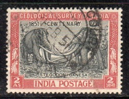 Y935 - INDIA 1951 , Yvert N. 31  Usato   (2380A). - Usati