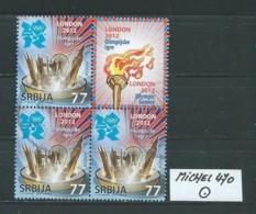 SERBIEN MICHEL 470 Gestempelt Siehe Scan - Serbie