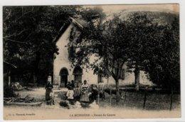 CPA LA BUISSIERE  -  Ferme Du Centre - France