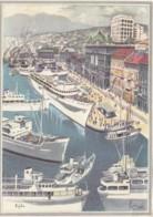 Rijeka  - Port W Ship , Vladimir Kirin - Croatia