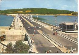 SAINT MALO - SAINT SERVAN - DINARD - Barrage De L'usine De La Rance - Voiture : Citroen DS - Saint Malo