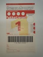 Netherlands Pakketzegel NVPH Nr 1 Up To 1 Kg, 1995 Unused  Geuzendam 5b - Interi Postali