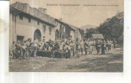 Westlicher Kriegsschauplatz, Strassenszene In Colroy La Grande - Colroy La Grande