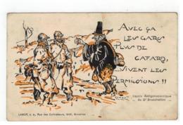 Vaccin Antigonococcique...du Dr Bruschettini.. LABOR, S.a. Bruxelles  1927 - Publicité