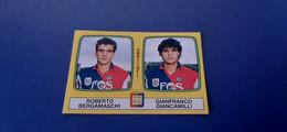 Figurina Calciatori Panini 1985/86 - 394 Bergamaschi/Giancamilli Cagliari - Panini
