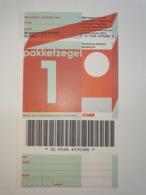 Netherlands Pakketzegel NVPH Nr 7 Up To 1 Kg, 1997 Unused  Geuzendam 7a With Text  General Picture - Interi Postali