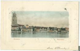 Deventer 1902; Panorama - Gelopen. (J.H. Schaefer - Amsterdam) - Deventer