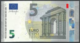 EURO AUSTRIA 5 NB N018 UNC DRAGHI - EURO