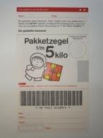 Netherlands Pakketzegel NVPH Nr 5a Up To 5 Kg, 1995 Unused  Geuzendam 5a General Picture - Ganzsachen
