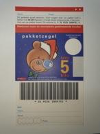 Netherlands Pakketzegel NVPH Nr 6 Up To 5 Kg, 1995 Unused  Geuzendam 6b General Picture - Ganzsachen
