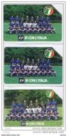 3  USATE:  £. 5.000  +  £. 10.000 X 2  -  31.12.1991 - 30.06.1992  SQUADRA  ITALIANA  -  S. CPL. - Italia