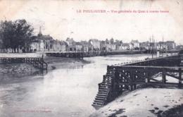 44 - Loire Atlantique -  LE POULIGUEN - Vue Generale Du Quai A Marée Basse - Le Pouliguen