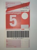 Netherlands Pakketzegel NVPH Nr 8 Up To 5 Kg, 1997 Unused  Geuzendam 8 General Picture With Text Right Top - Ganzsachen