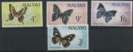 Malawi Nº 37/40. Año 1966 - Malawi (1964-...)