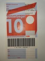 Netherlands Pakketzegel NVPH Nr 9 Up To 10 Kg, 1997 Unused  Geuzendam 9 General Picture With Text Right Top - Ganzsachen