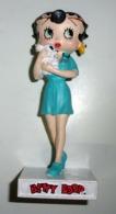 Figurine Betty Boop N°35 : Vétérinaire - Figurines