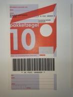 Netherlands Pakketzegel NVPH Nr 9 Up To 10 Kg, 1997 Unused  Geuzendam 9 General Picture Without Text Right Top - Postwaardestukken