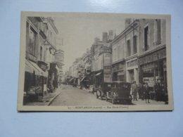 CPA 45 LOIRET - MONTARGIS : La Rue Dorée - Montargis