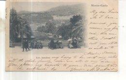Monte Carlo, Les Jardins - Monte-Carlo