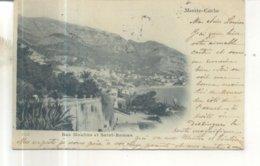 Monte Carlo, Bas Moulins Et Saint Roman - Monte-Carlo