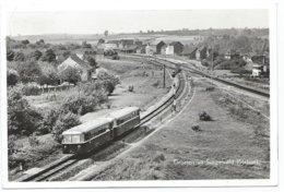 Simpelveld Station Gare Bahnhof Train Trein Spoorweg Chemin De Fer Railway Eisenbahn Railbus 1964 - Simpelveld