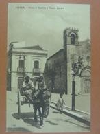 Taormina Chiesa S. Agustino E Palazzo Zuccaro - Italie