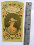 Etiquette De Parfum - LAPEREAU Et Cie - Paris (petite Déchirure) - Labels