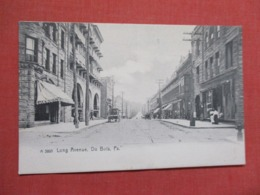 Rotograph Long Avenue  Du Bois  Pennsylvania > -ref 3667 - United States