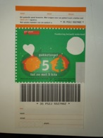 Netherlands Pakketzegel NVPH Nr 19 Up To 5 Kg, 1998 Unused  Geuzendam 19 General Picture Christmas Period - Postwaardestukken