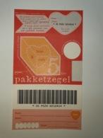Netherlands Pakketzegel NVPH Nr 18 Up To 5 Kg, 1998 Unused  Geuzendam 18 General Picture Valentineno No Textunder Pakket - Postal Stationery