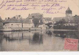 SOTTEVILLE-sur-MER: La Place Publique - Autres Communes