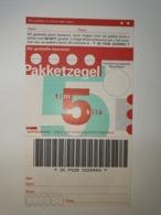 Netherlands Pakketzegel NVPH Nr 8 Up To 5 Kg, 1997 Unused  Geuzendam 8 General Picture - Postal Stationery