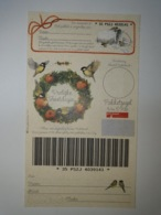 Netherlands Pakketzegel NVPH Nr 17 Up To 5 Kg, 1997 Unused  Geuzendam 17 General Picture Christmas Time - Ganzsachen