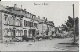 SAARBURG ALLEMAGNE RHÉNANIE-PALATINAT I LOTHR  N° 1369 W SPRINGER - Saarburg
