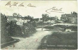 La Panne.  Sentier Des Dunes. - De Panne