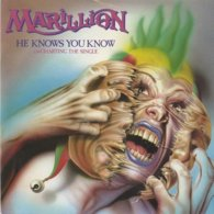 Marillion - 45t Vinyle - He Knows You Know - Hard Rock & Metal