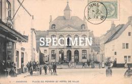 4 Place Du Perron Et Hotel De Ville - Andenne - Andenne
